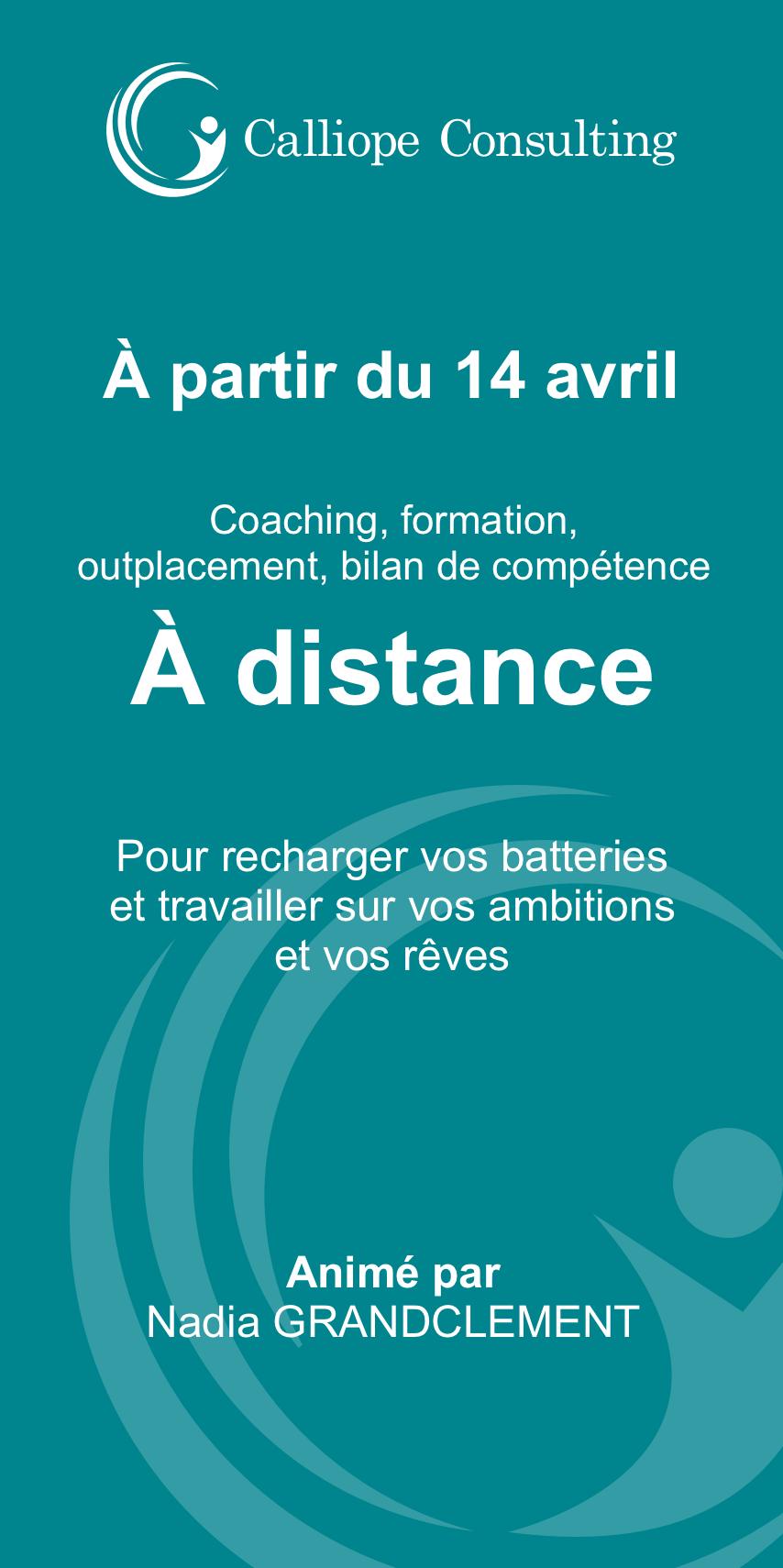 Formations et coaching à distance